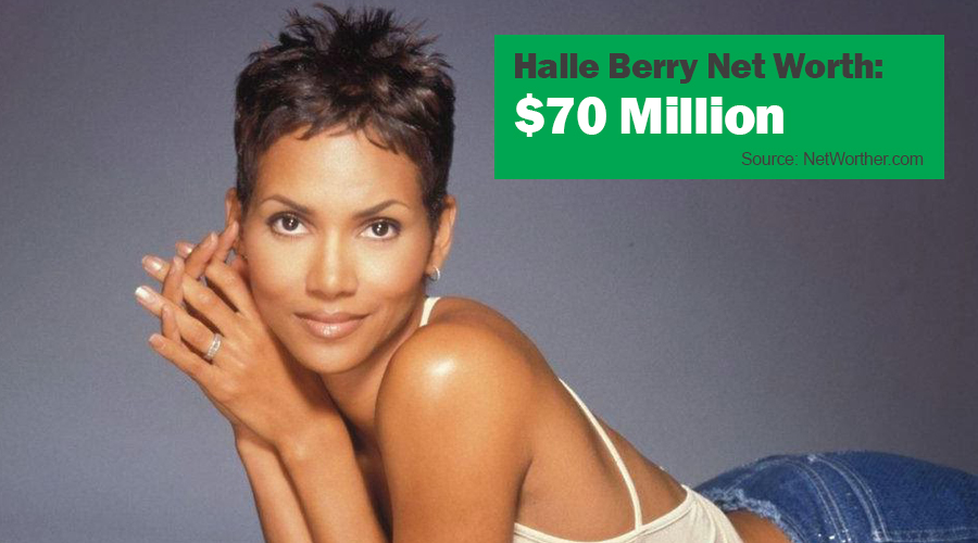 halle berry net worth 2016