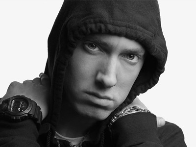 eminem close up