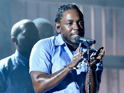 kendrick lamar rapping richest