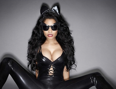 nicki minaj cat costume worth